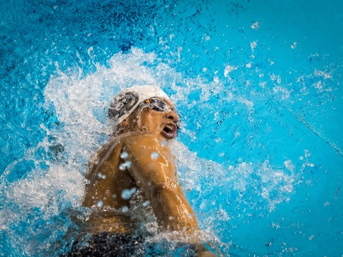 Championnat de France de natation Handisport