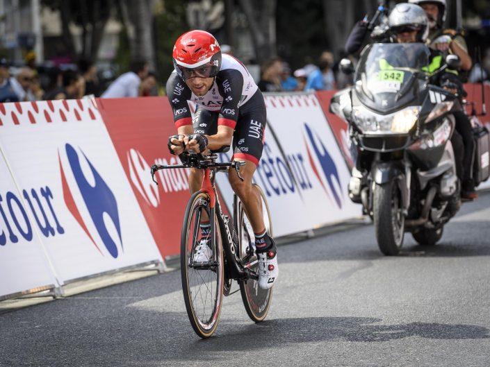 Tour de France 2017 Contre la montre Marseille